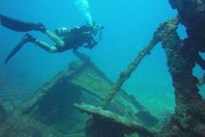 Αρχαίο ναυάγιο εντοπίστηκε κοντά στο νησί Μόλατ στην Κροατία