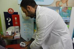 Δύο ηλεκτρονικά πιεσόμετρα AND U611 κληρώνει το Φαρμακείο Μουρτζίλα στη Βέροια