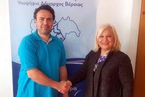 Ο Σωτήρης Σαρηγιαννίδης υποψήφιος με την Γεωργία Μπατσαρά