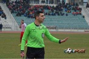 Γ' Εθνική 2ος όμιλος ΠΣ Βέροια -Εδεσσαϊκός διαιτητής ο κ. Μπεκιάρης (Καρδίτσας)