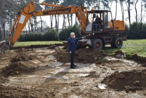Ξεκίνησε η κατασκευή καινούργιων Παιδικών χαρών σε χωριά του Δήμου Αλεξάνδρειας
