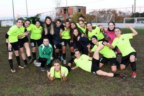 Β' Εθνική Νίκησαν και την Ροδόπη 87' με 2-0 τα κορίτσια της Αγ. Βαρβάρας ς
