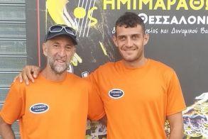 Στον 8ο νυκτερινό Ημιμαραθώνιο μετέχει ο Νίκος Τουλίκας