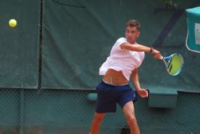 Πρωταθλητής για το 2018 ο Δημοσθένης Ταραμονλής στο τένις