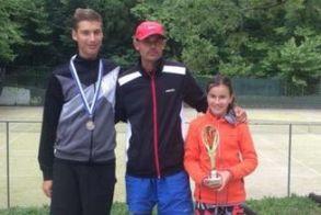 Διακρίσεις του Ο.Α. Αλέξανδρος Βέροιας στο 3ο Ενωσιακό Πρωτάθλημα τένις Κ.Δ  Μακεδονίας