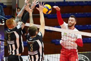 Volleyball League ΟΦΗ - Φίλιππος Βέροιας 2-3: Τεράστιο «διπλό» στο Ηράκλειο