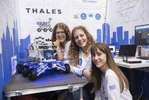 Ολυμπιάδα Εκπαιδευτικής Ρομποτικής 2019: Παγκόσμια πρωτιά για την ελληνική αποστολή με τέσσερα μετάλλια!