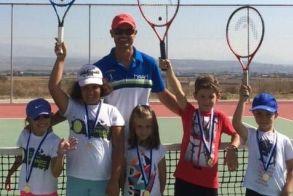 Νέες επιτυχίες στον Όμιλο Αντισφαίρισης Αλέξανδρος Βέροιας