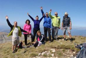 Με τους Ορειβάτες Βέροιας στην κορυφή Τσουκαρέλα