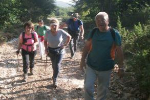 Στην κορυφή Μαγούλα του Βερμίου με τους Ορειβάτες Βέροιας