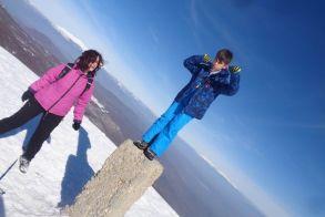 Βέρμιο: Χιονοδρομικό 3-5 Πηγάδια - Πορεία στο χιόνι με τους Ορειβάτες Βέροιας