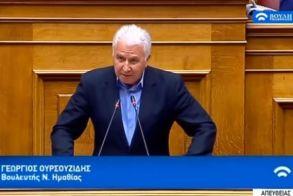 Γιώργος Ουρσουζίδης: Τα σημαντικά και τα αυτονόητα στο επίκεντρο της πολιτικής