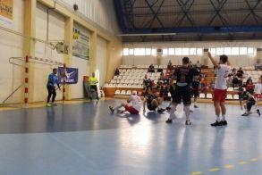 Στην τελευταία αγωνιστική νίκη για τον Φίλιππο 26-21 την ΧΑΝΘ
