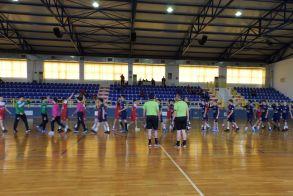 F8 παίδων Άνετη νίκη για τον Φίλιππο 31-22 την ΧΑΝΘ