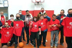 Η ομάδα μπάσκετ του Φιλίππου Βέροιας κοντά στα «Παιδιά της Άνοιξης»