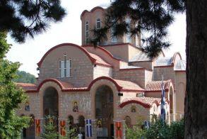 Στο Ιερό Προσκύνημα της Παναγίας Σουμελά τη Μεγάλη Δευτέρα ο Μητροπολίτης για την Ακολουθία του Νυμφίου