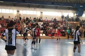 «Αγκαλιά» με την πρόκριση ο ΠΑΟΚ 32-25 νίκησε την Μουρατπασα από την Τουρκία