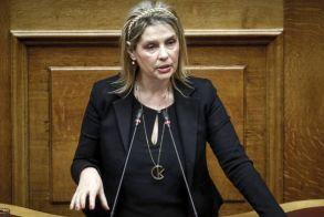 Κατερίνα Παπακώστα: Οι προϋποθέσεις για να ψηφίσω τη Συμφωνία των Πρεσπών