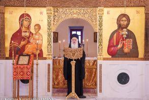 Η Μικρή Παράκληση της Υπεραγίας Θεοτόκου από τον Σεβασμιώτατο στο Κλειδί