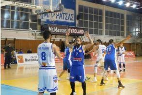 Γ' Εθνική Μπάσκετ . Ήττες για ΑΟΚ και Μελίκη