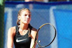 3η νικήτρια η Παυλίδου Θένια στα διπλά του Πανελλαδικού Πρωταθλήματος tennis Ε1 στην Θεσσαλονίκη