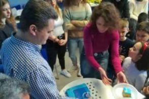Νέος πρόεδρος στον Πήγασο ο κ. Γιάννης Τσανακτσίδης