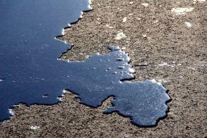 Διαρροή πετρελαίου στη Θεσσαλονίκη