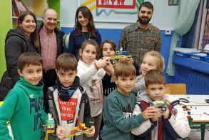 Εκπαιδευτική ρομποτική και steam στο Δημοτικό Σχολείο Κουλούρας