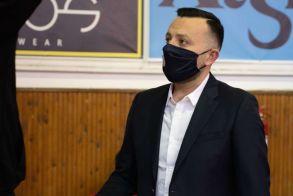 Νέα διάκριση για τον πρόεδρο Δημήτρη Πιτούλια του Φίλιππου Βέροιας