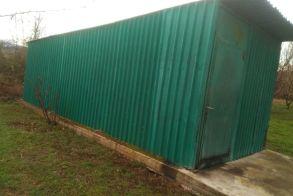 ΛΑΟΣ ΑΓΓΕΛΙΕΣ - Πωλείται αποθήκη, με σιδηροκατασκευή στο Μαυροδένδρι Βέροιας
