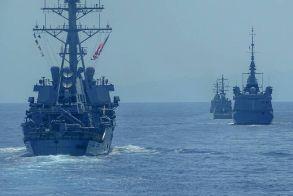 Αποκλιμάκωση στην Αν. Μεσόγειο: Αποσύρονται ελληνικά και τουρκικά πολεμικά
