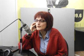 Η  Πόπη Φιρτινίδου  για το νέο της βιβλίο στις  «Πρωινές σημειώσεις»