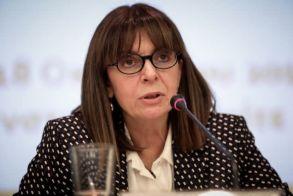 Η Αικατερίνη Σακελλαροπούλου νέα Πρόεδρος της Δημοκρατίας με 261 ψήφους