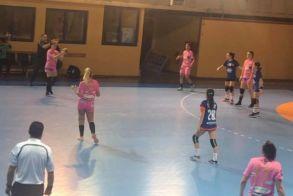 A1 Γυναικών Δύσκολη νίκη 31-34 της Βέροιας 2017 στην  Πυλαία