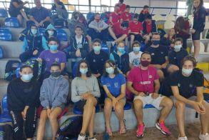 Αγωνιστική δράση με 52 νέα ατομικά ρεκόρ και 4 νέα ρεκόρ ομάδας για την κολυμβητική Ακαδημία