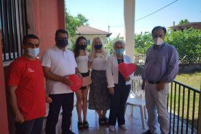 Πραγματοποιήθηκε η αιμοδοσία του Σύλλογου Εθελοντών Αιμοδοτών Νέας Νικομήδειας
