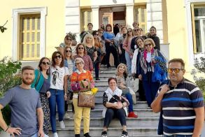 Το Λύκειο των Ελληνίδων Βέροιας στο Βόλο