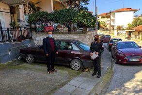 Δημοτική Αστυνομία Βέροιας: Συνεχίζεται η απομάκρυνση εγκαταλελειμμένων οχημάτων παρά το λιγοστό προσωπικό (εικόνες)