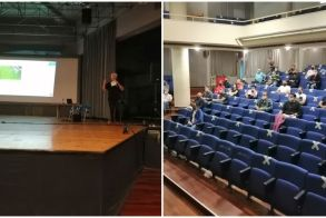 Ο Τάσος Χριστοδούλου εκπαιδευτής στους Μεσσήνιους διαιτητές