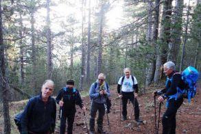 ΣΜΟΛΙΚΑΣ 2637μ. υψόμετρο Κυριακή 17 Νοεμβρίου 2019 Με τους ορειβάτες Βέροιας