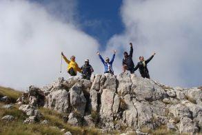 Στο ΑΣΚΙΟ σε υψόμετρο 2111 μέτρων με τους Ορειβάτες Βέροιας (Εικόνες)