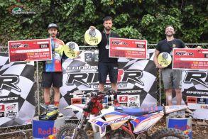 Ο Γιώργος Νταλιμπίρας νικητής του 4ου  Riv3r Hard Enduro που έγινε στην Βέροια