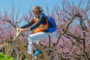 Τοπικά νέα και ποδηλατάδα στις ανθισμένες ροδακινιές - «Πρωινές Σημειώσεις»