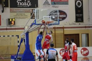 Μπάσκετ Γ' Εθνικής. Βαριά ήττα για τη Μελίκη 92-58 στα Γρεβενά , πάλεψε ένα ημίχρονο ο ΑΟΚ 75-57 στον Βόλο