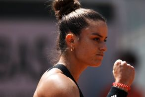 Roland Garros: Στα ημιτελικά με τρομερό τένις η Σάκκαρη!