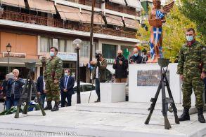 Εορτάστηκε η 109η επέτειος της απελευθερώσεως της Αλεξάνδρειας