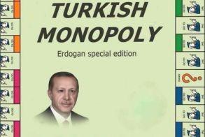 Το τερμάτισε ο Καντέρ! Monopoly «Erdogan Special Edition»