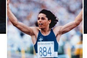 Σαν σήμερα 8 Αυγούστου - Η Βούλα Πατουλίδου κατακτά το χρυσό μετάλλιο