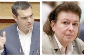Aλ. Τσίπρας για Μενδώνη: «Εδώ και 14 μήνες η υπουργός του κ. Μητσοτάκη βλάπτει ανεπανόρθωτα τον Πολιτισμό στη χώρα μας»