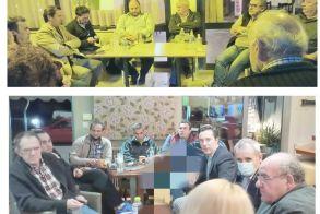 Συναντήσεις του Δημάρχου Νάουσας με δημότες   σε Μονόσπιτα και Στενήμαχο